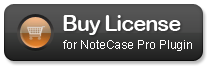 Click here to buy a NoteCase Pro Plugin license